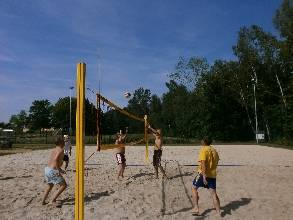 Beachvolleyball -